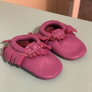 Freshly Picked Baby Moccasins
